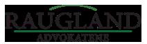 Logo: Advokatfirmaet Raugland